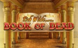 Book of Dead uk slot