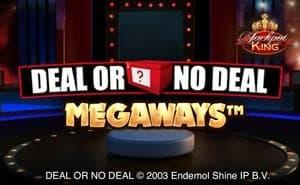 Deal or No Deal Megaways online casino game