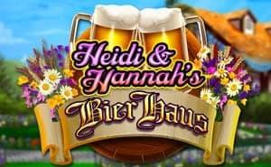 Heidi and Hannahs Bier Haus online casino game