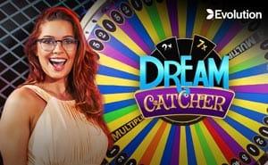 Live Dream Catcher online casino game