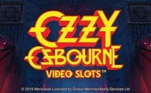 Ozzy Osbourne online casino game