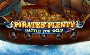 Pirates' Plenty Battle for Gold online slot