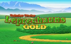 Rainbow Riches Leprechauns Gold uk slot