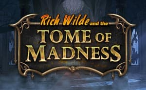rich wilde and the tome of madness online casino game