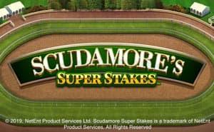 Scudamores Super Stakes casino game