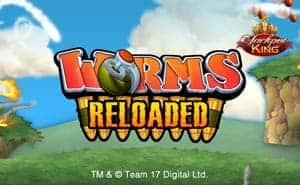 Worms Reloaded uk slot